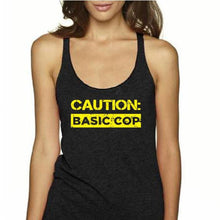 Caution: Basic Cop Tank