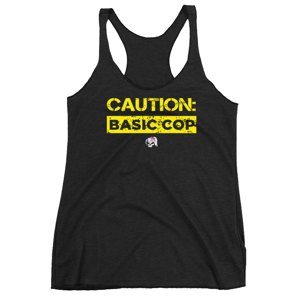Caution Women's Tank