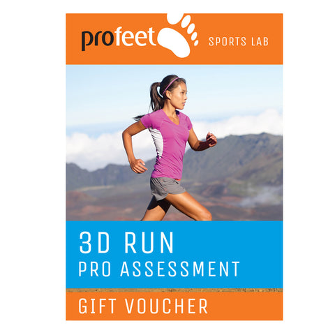 Gift Voucher for Run 3D Pro Assessment