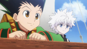 BREAKING: Hunter x Hunter Gon And Killua Figures Sale Extended!