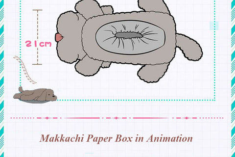 Makkachin Collectible Yuri On Ice