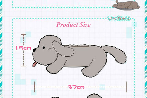 Makkachin Yuri On Ice Item