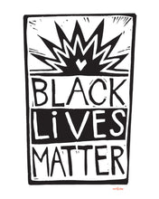 Black Lives Matter, 8x10 - Root and Star
