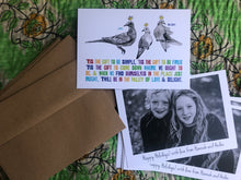 Holiday Custom Photo Cards - Root and Star