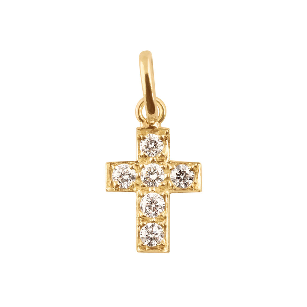 cross DI pendant