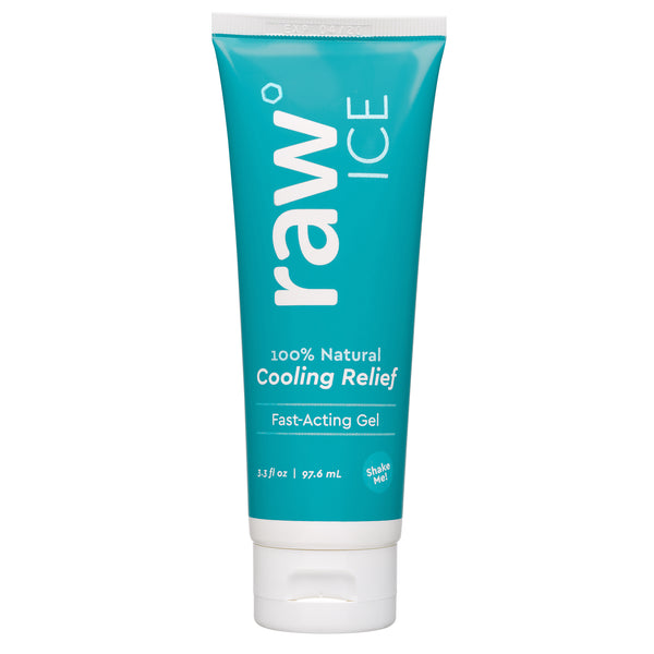 raw ICE gel 3.3oz tube