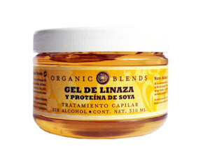 Organic Blends - Gel de Linaza 310ml