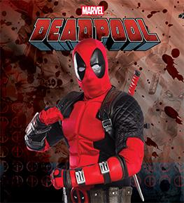 Deadpool Costumes & Accessories