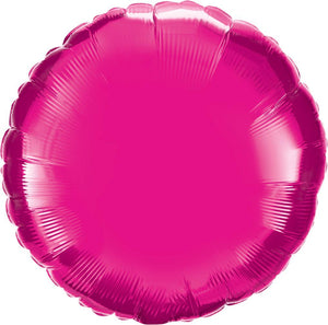 Round Decorative Mylar Balloons