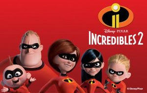 Incredibles 2 Costumes are available at JJs Party House in McAllen - Baby Jack, Violet, Dash