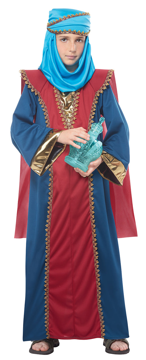 Boys Balthasar Wise Man Costumes