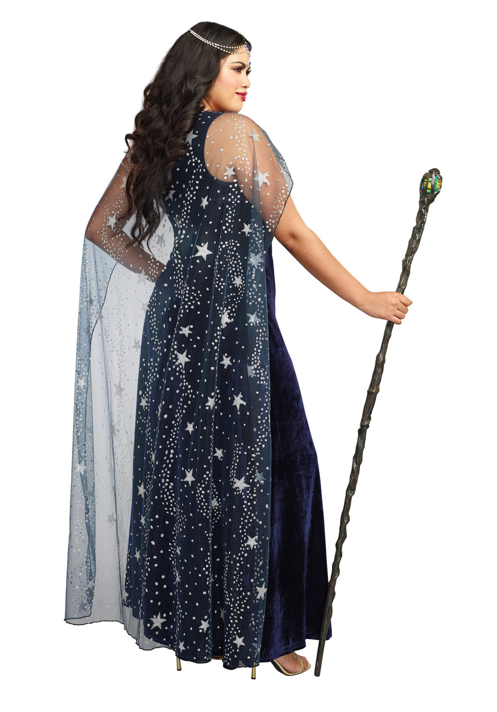 Dreamgirl Plus Size Sorceress Costume