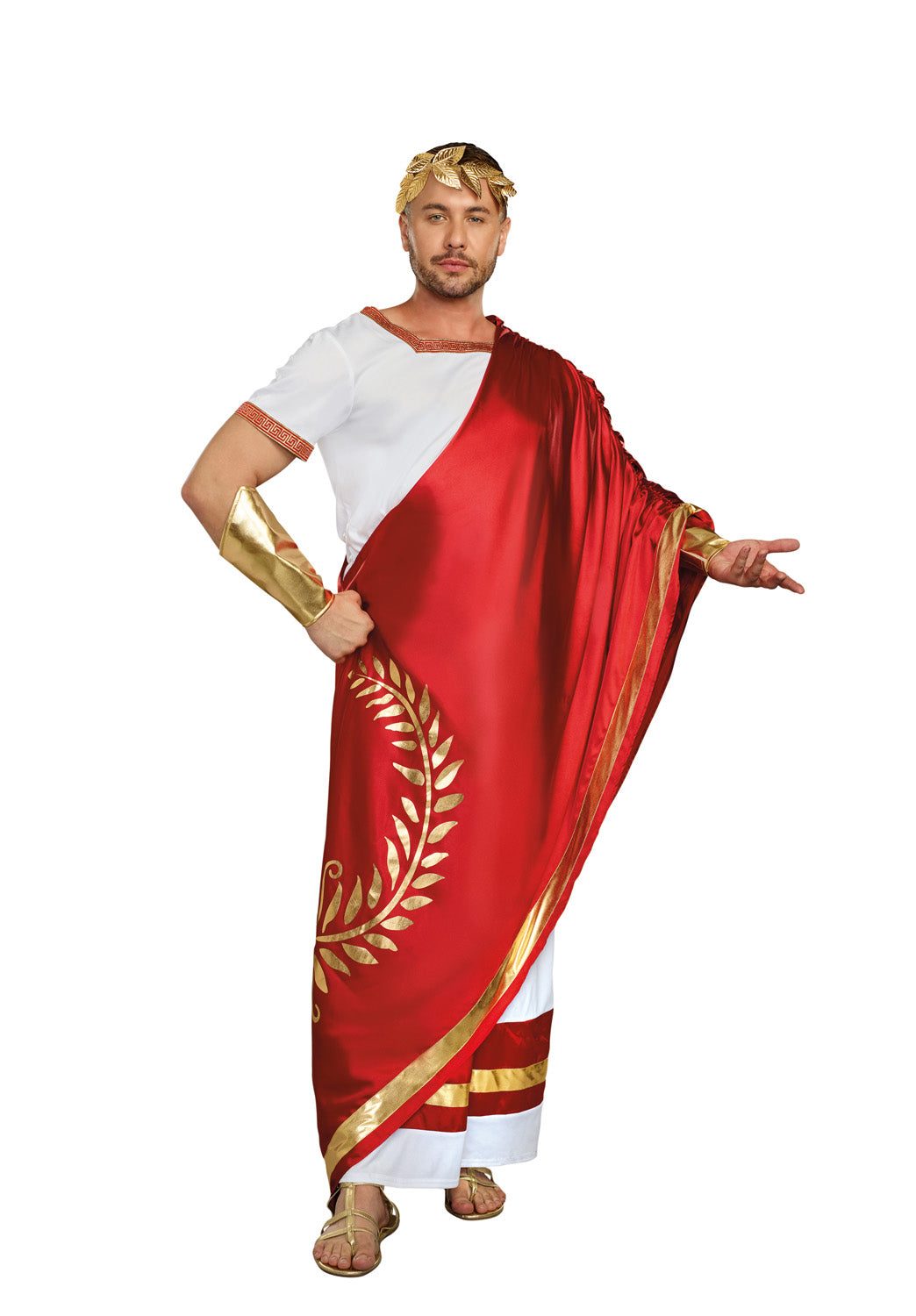 Men's Caesar Costume