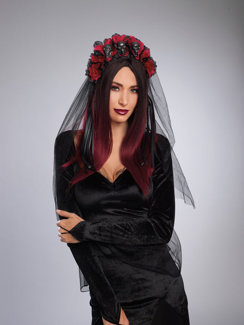 Dreamgirl Gothic Headpiece