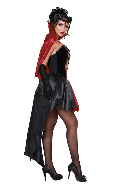 Dreamgirl Drop Dead Beautiful Vampire Costume