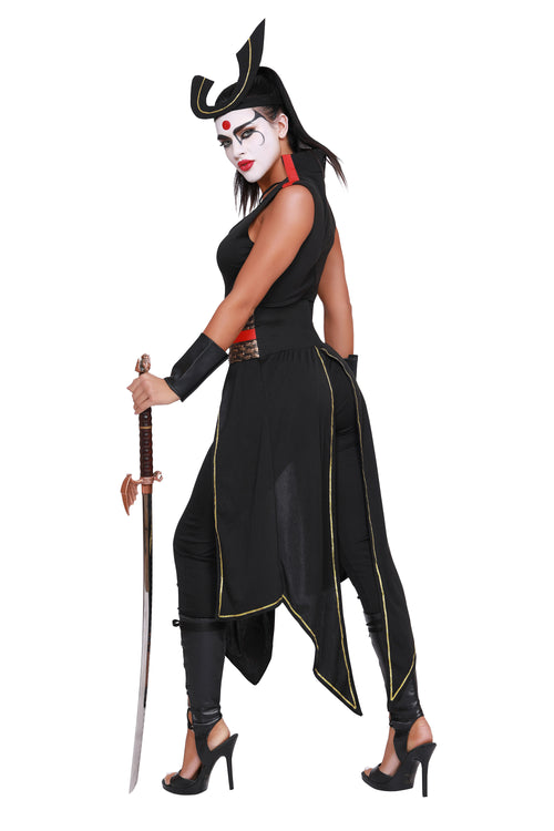 Dreamgirl Womens Samurai Costume