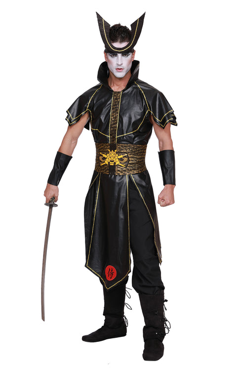 Men's Samurai Warrior Costume