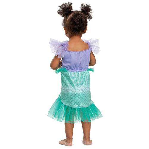 Toddler Girls Ariel Costume - Little Mermaid