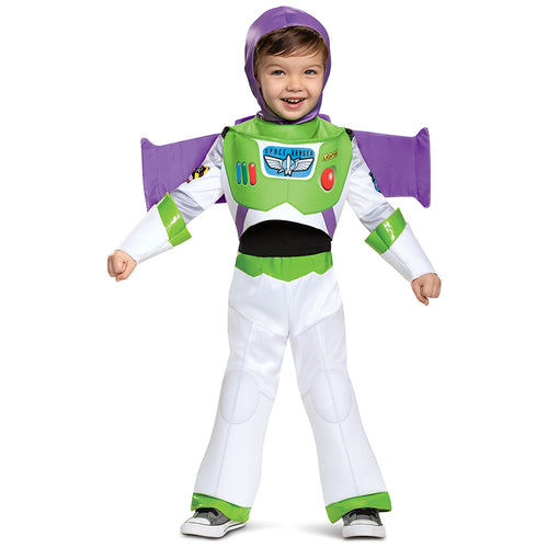 Boys Deluxe Buzz Light Year Costume - Toy Story