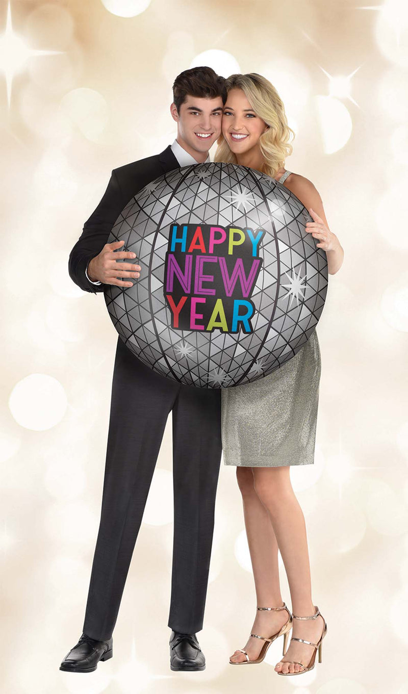 Inflatable New Year's Eve Ball Drop Prop