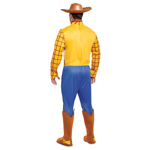 Adult Deluxe Woody Costume - Toy Story