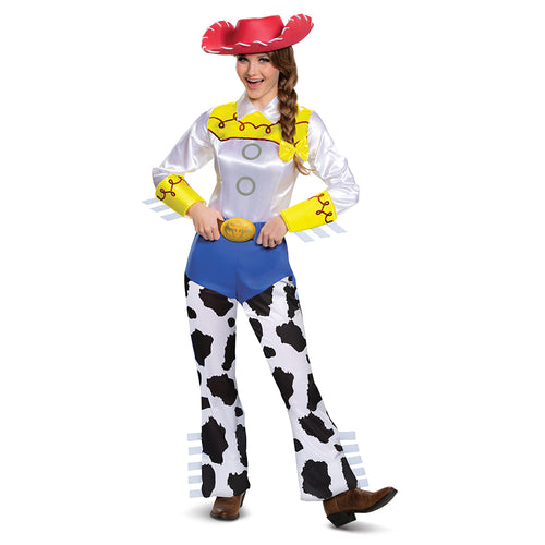 Adult Deluxe Jessie Costume - Toy Story