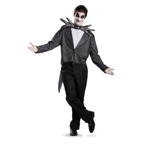 Adult Jack Skellington Costume - The Nightmare Before Christmas