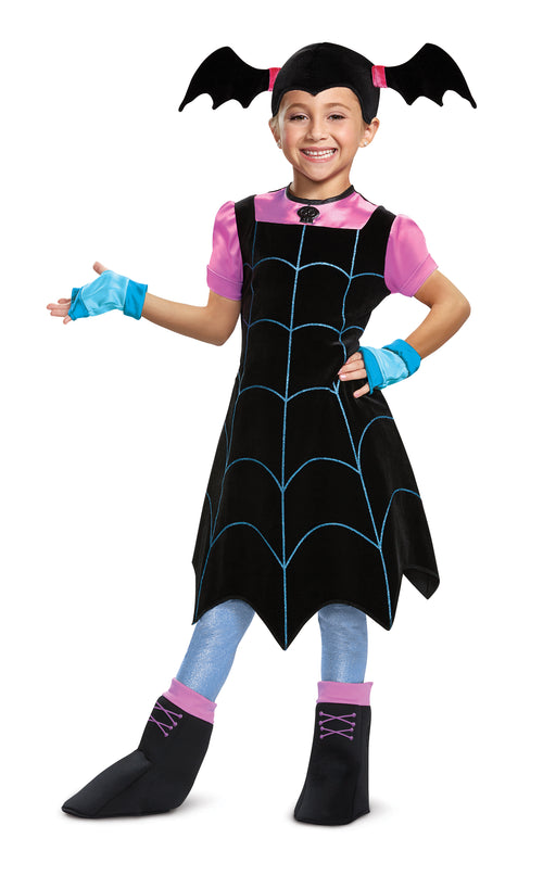 Toddler Girls Vampirina Costume - Vampirina