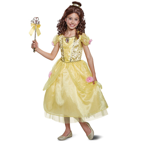 Adult Fairytale Beauty Costume - Beauty & the Beast