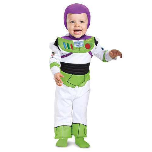 Baby Buzz Lightyear Deluxe Costume - Toy Story
