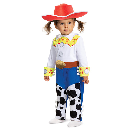 Baby Girls Jessie Deluxe Costume - Toy Story