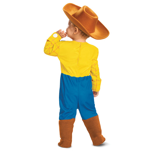 Infant Boys Woody Deluxe Costume - Toy Story