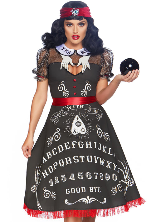 Spooky Board Beauty Costume
