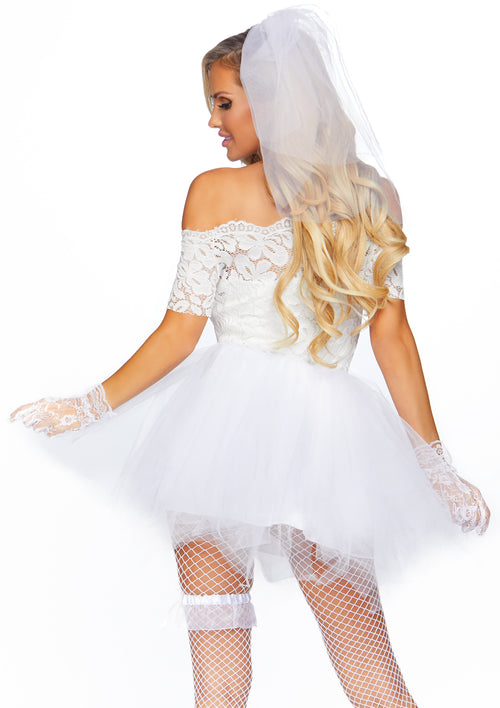 Blushing Bride Costume