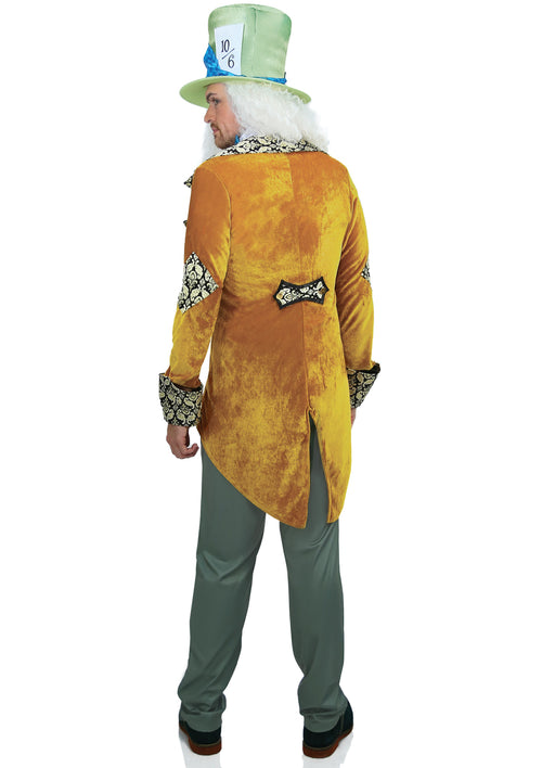 Men's Classic Mad Hatter Costume