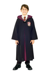 Deluxe Kids Harry Potter Robe