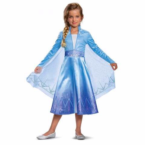 Girls Sofia Deluxe Costume