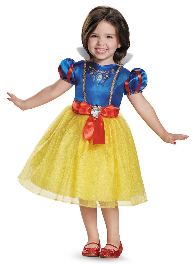 Toddler Girls Snow White Classic Costume