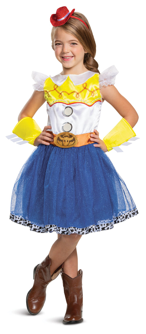 Girls Jessie Tutu Deluxe Costume - Toy Story