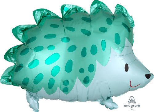Hedgehog Mylar Balloon 20""