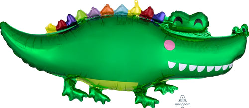 Happy Gator Jumbo Balloon 42""