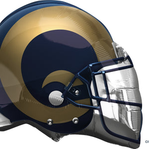 Los Angeles Rams Balloon - Helmet