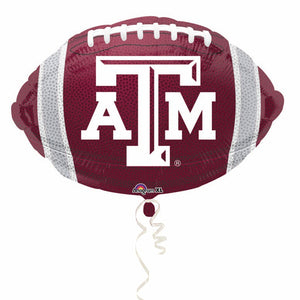 Texas A&M Mylar Balloon