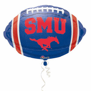 SMU Mustangs Mylar Balloon 18""