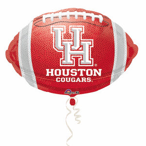 Houston Cougars Mylar Balloon 18""