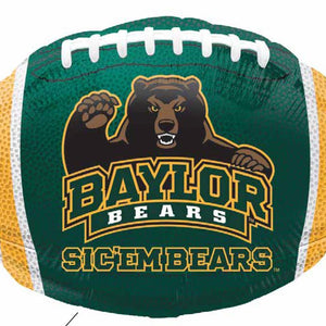 "Baylor Bears 18"" Balloon"