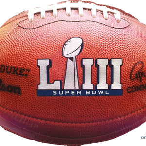Super Bowl Football Balloon