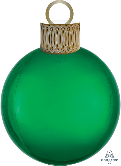 Green Orbz Balloon Ornament Kit