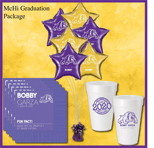 Mchi Fun Fact Graduation Package