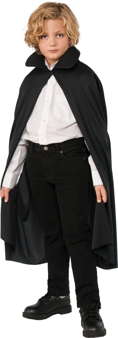 Childs Black Cape 36""